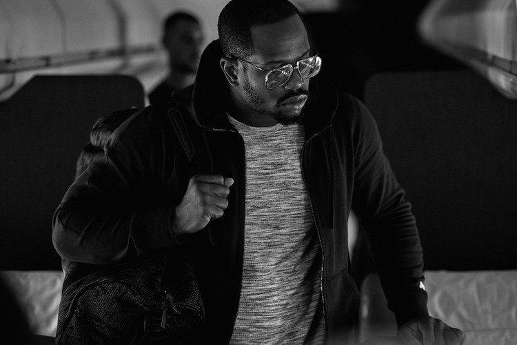 ce6222839f936d Super Bowl MVP Von Miller Showcases This Season s adidas Athletics x  Reigning Champ Collection