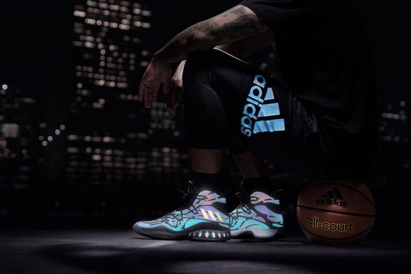 hot sale online f31ad 10cb0 adidas Basketball XENO On Court Collection. 1 of 3