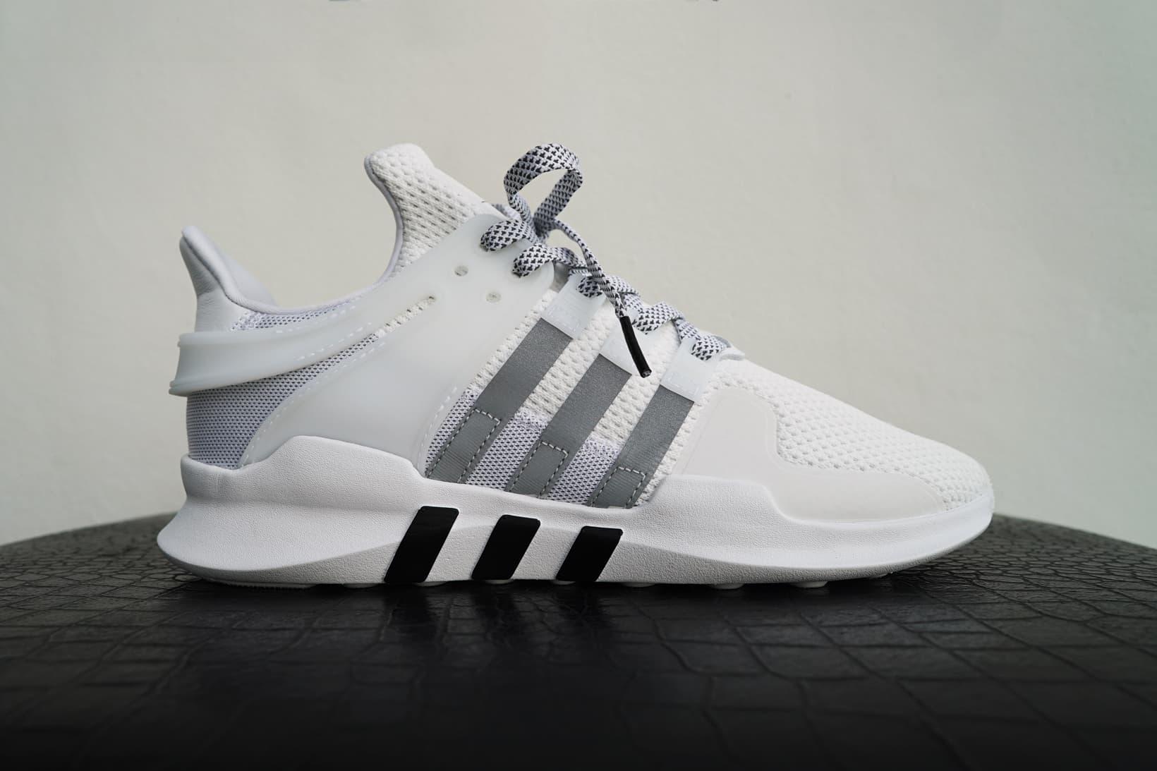 Adidas Originals Eqt Support Adv Primeknit Reflective Closer Look