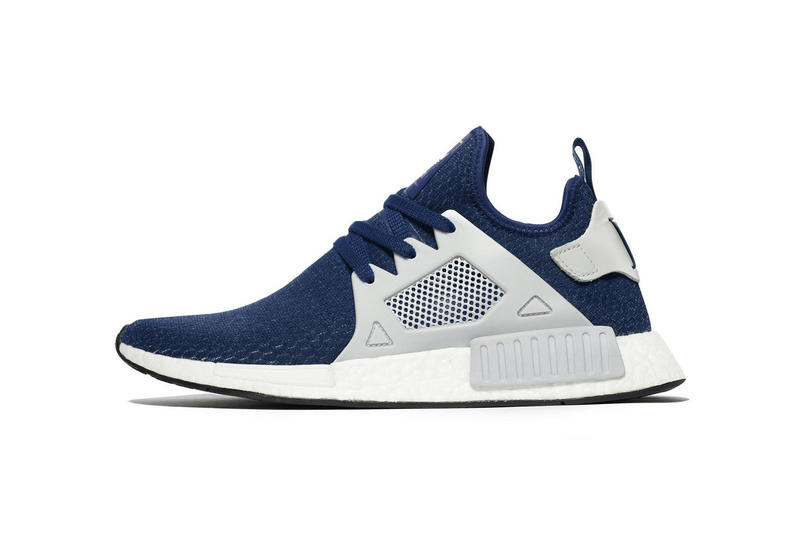 in stock df0b3 acaa8 adidas NMD XR1 JD Sports Exclusive White Black Navy