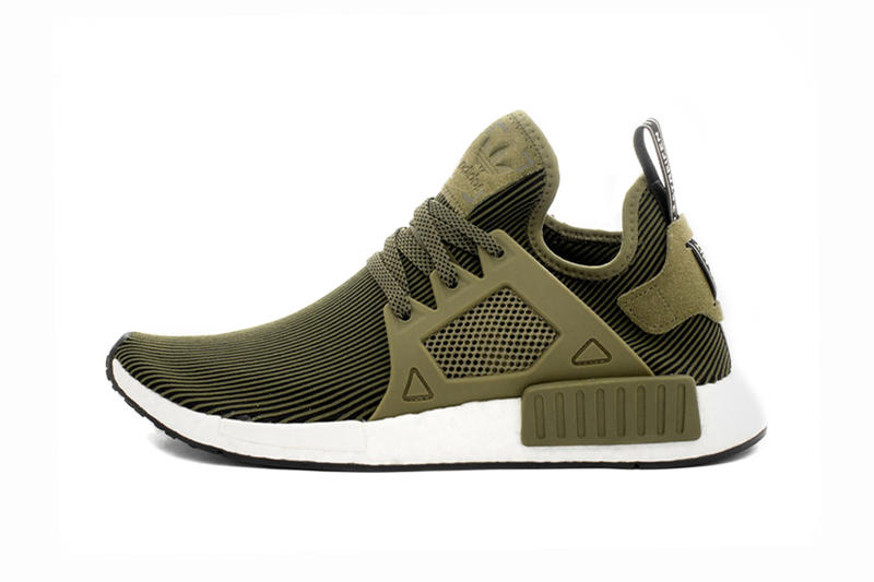 55149c360661 adidas NMD XR1 Primeknit 2016 Fall Winter Colorways