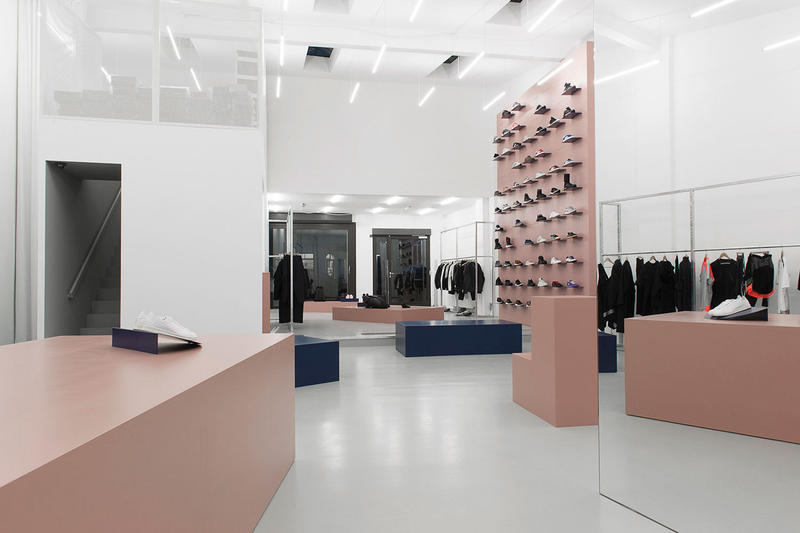 adidas no74 concept store berlin germany