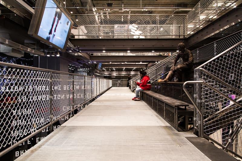 adidas Retail Store NYC Stadium