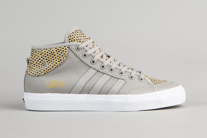 Mark Gonzales adidas Skateboarding Matchcourt Mid