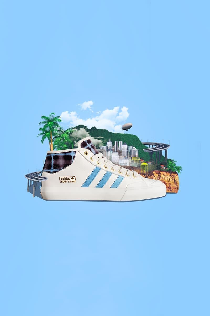 adidas Skateboarding Snoop Dogg Mark Gonzales LA Stories