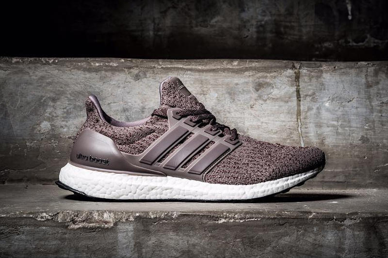457715e95134 adidas Ultra Boost 3.0 in Brown Mauve and Tan