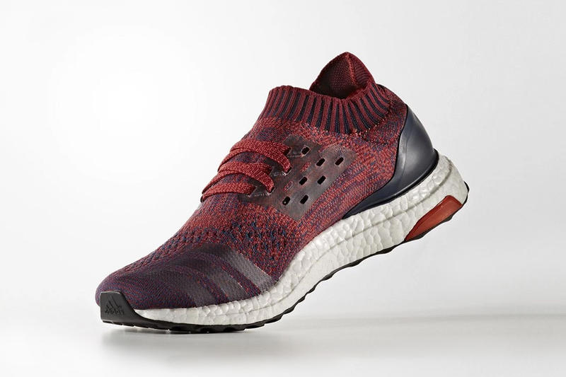 new concept 1dae6 263ff adidas UltraBOOST Uncaged Maroon Sneaker Coming Soon | HYPEBEAST