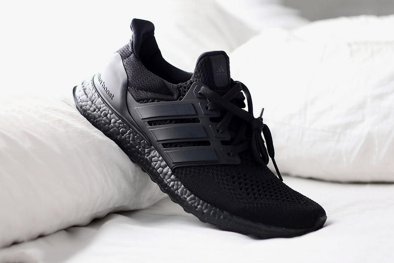 adidas UltraBOOST Triple Black December 2016 Release Date Black adidas Original Confirmed App