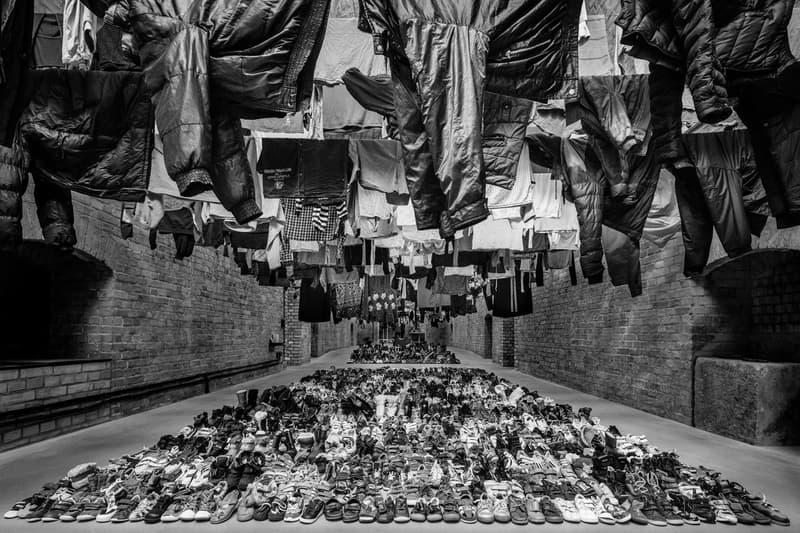 Ai Weiwei Laundromat Exhibition Deitch Projects