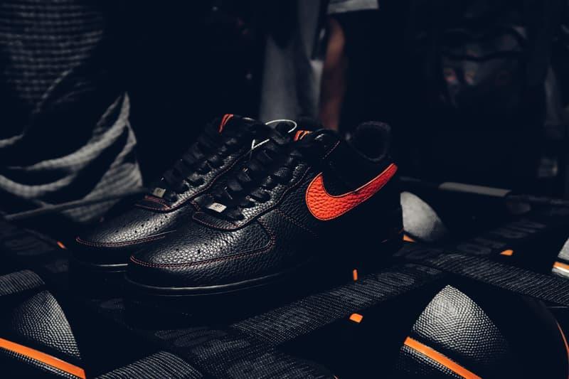 ASAP Bari Vlone Nike Air Force 1 Edison Chen