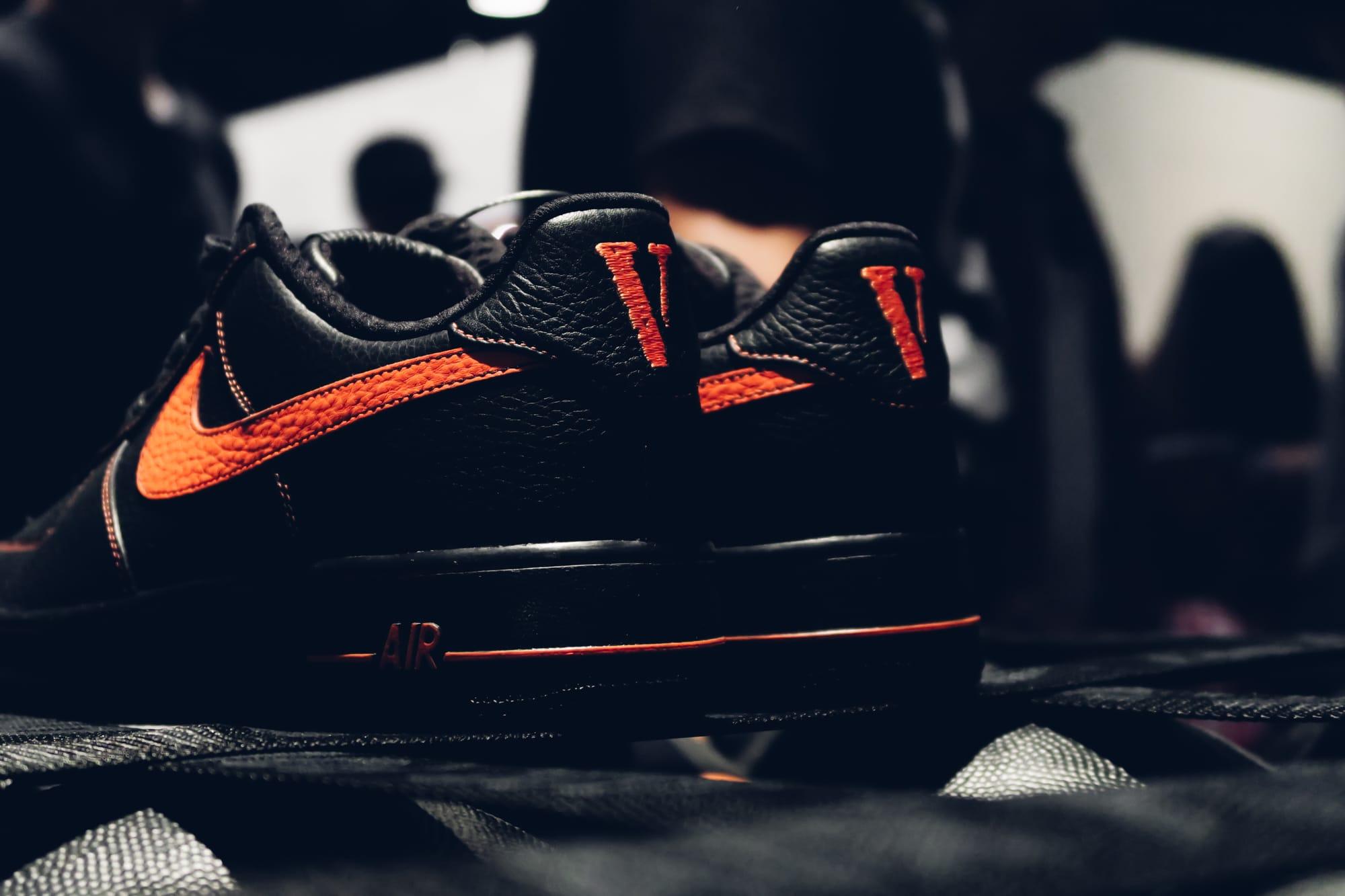 ASAP Bari Vlone Nike Air Force 1