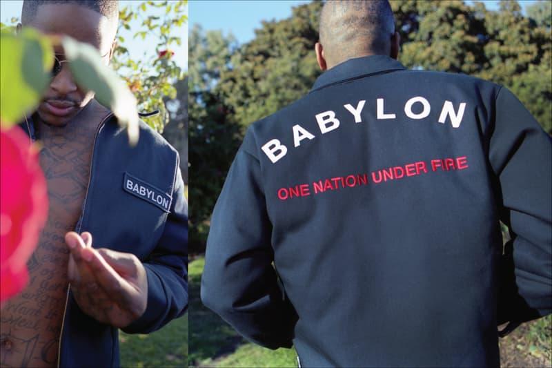 Babylon LA Fall Winter 2016 Collection