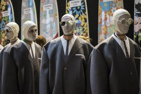 Thom Browne Opens a Surf-Inspired Pop-up at Dover Street Market London