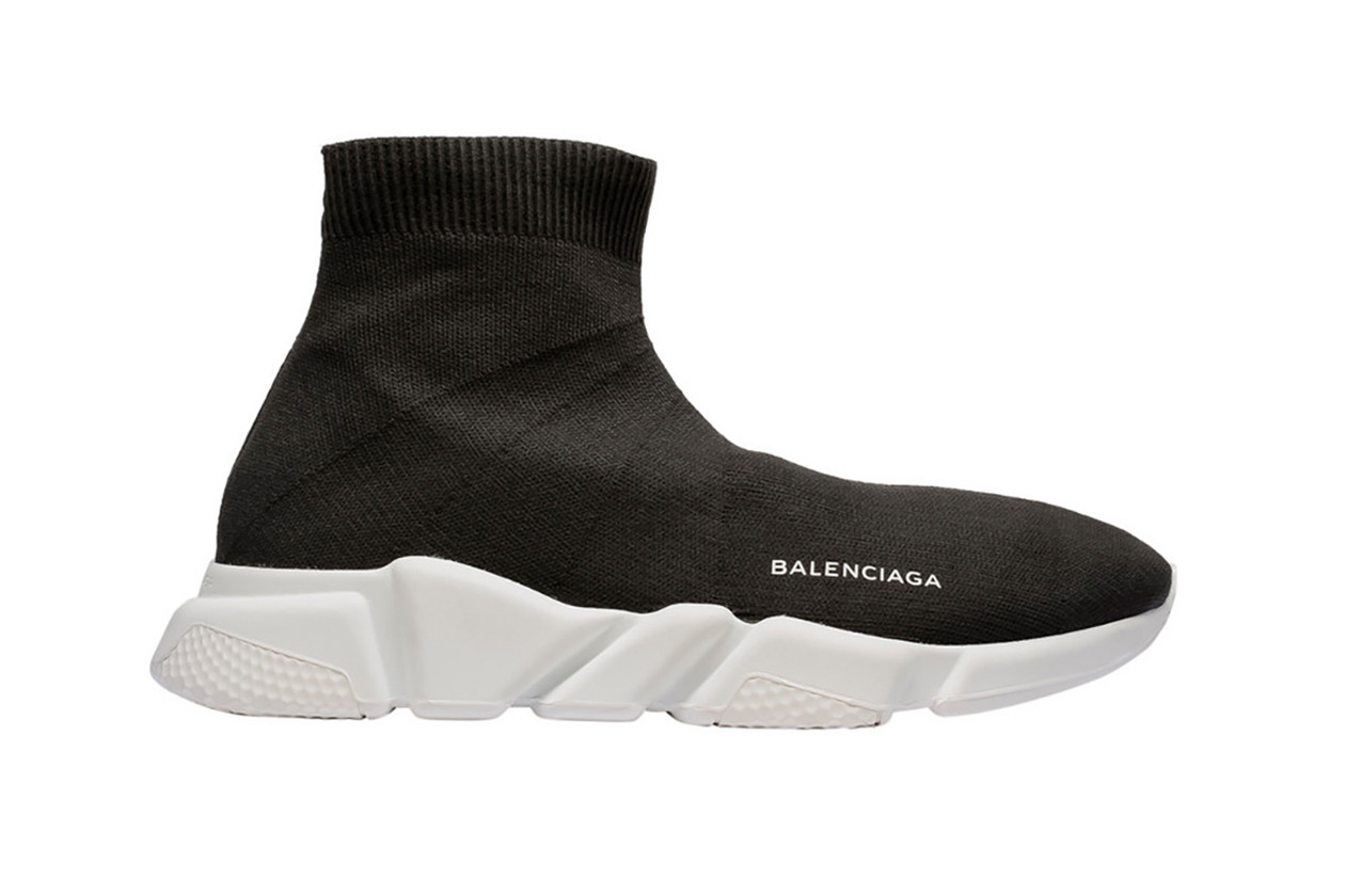 Balenciaga Speed Trainer Hits Form and