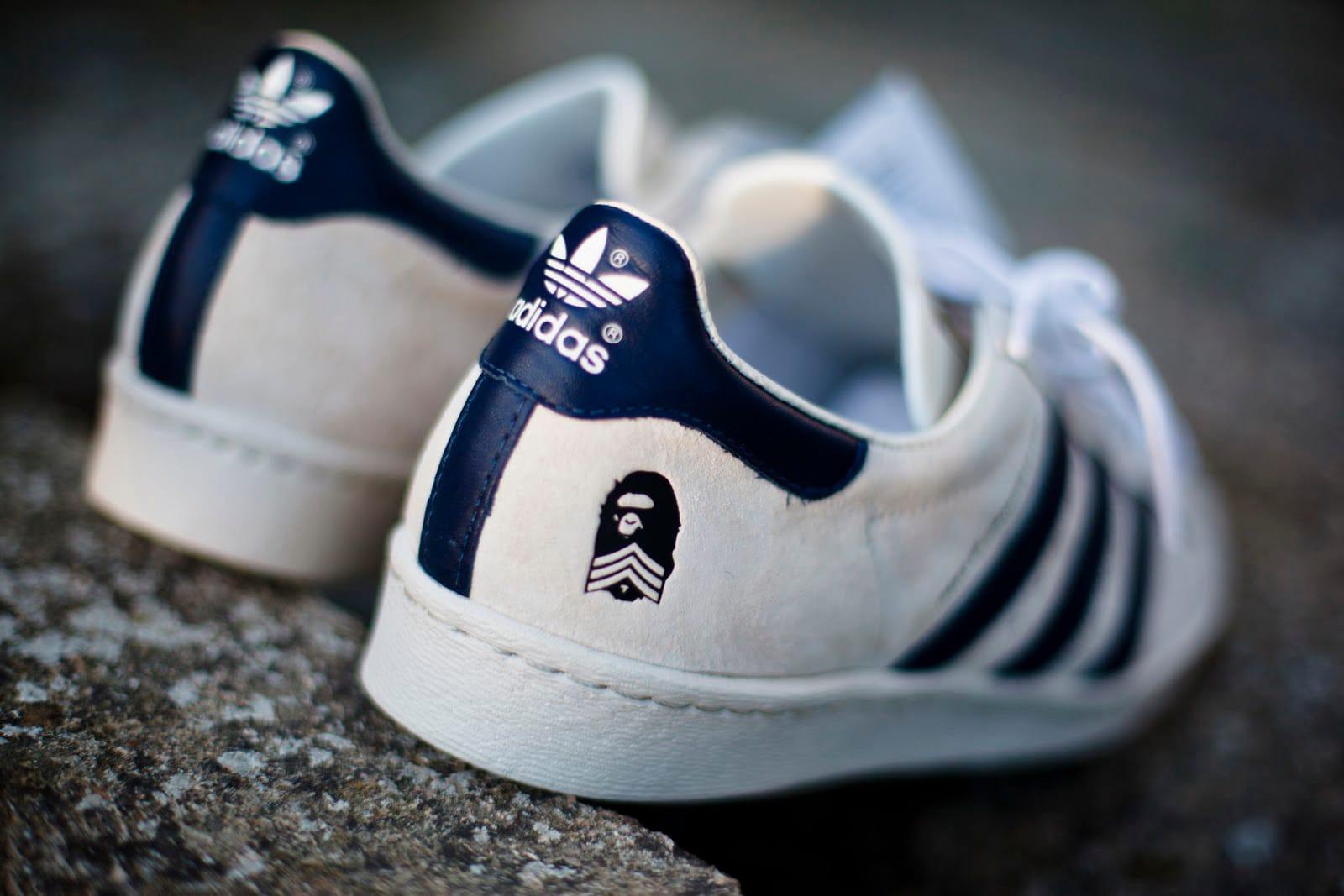 BAPE x adidas Collaborations