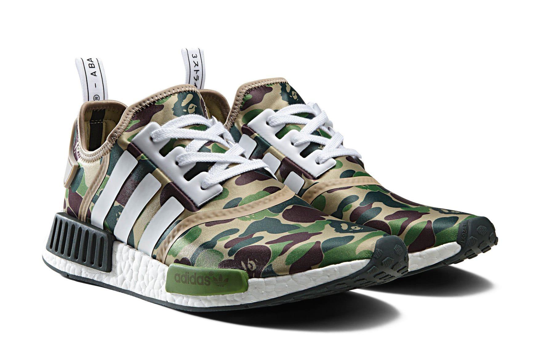 BAPE x Adidas Originals Collaboration