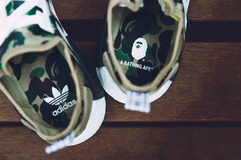 BAPE x adidas Originals NMD