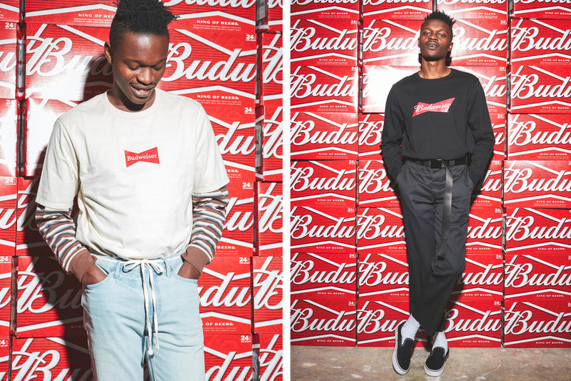 Been Trill x Budweiser x PacSun 2016 Winter Collection T-shirts Hoodies Fall Capsule Beanies Hat Beer America