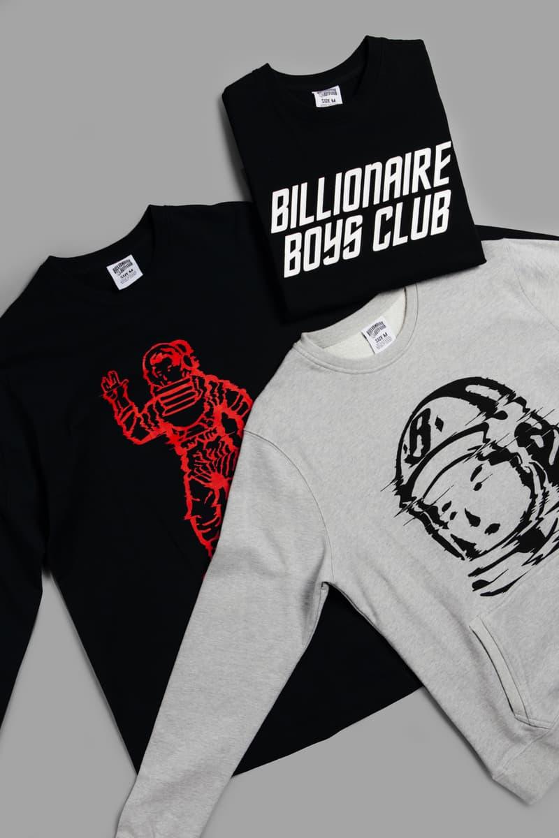 Billionaire Boys Club Fall Winter 2016 Collection