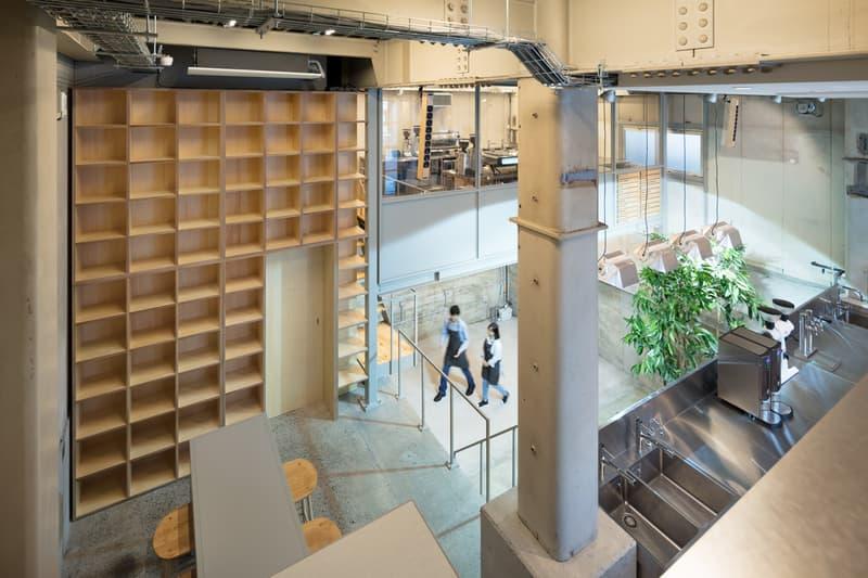Blue Bottle Coffee Nakameguro Tokyo Cafe Schemata Architects