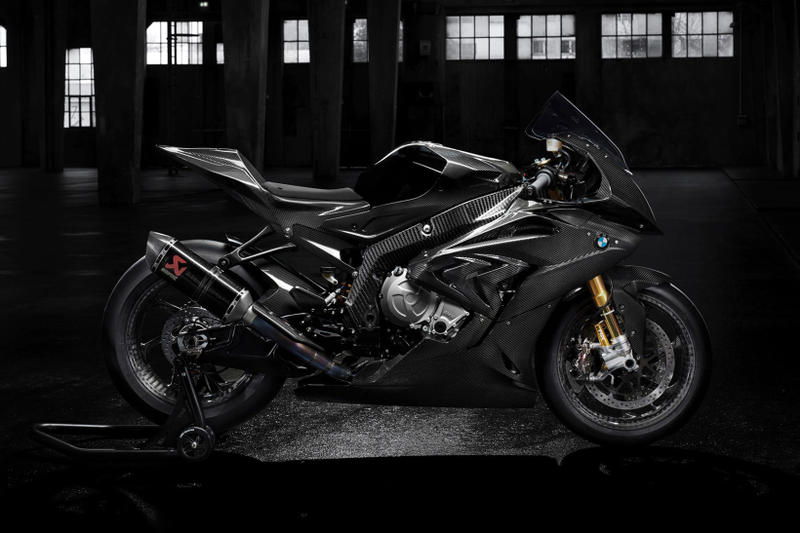 BMW Motorrad HP4 Race Advanced Prototype Motorcycle