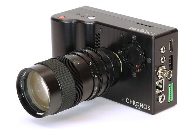Chronos Kickstarter High Speed Camera