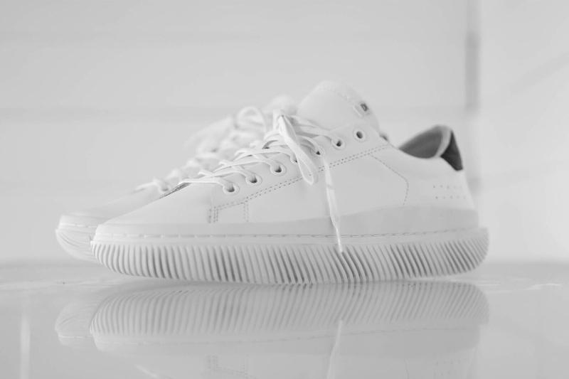 Clear Weather Barney's Second Exclusive Sneaker Collaboration