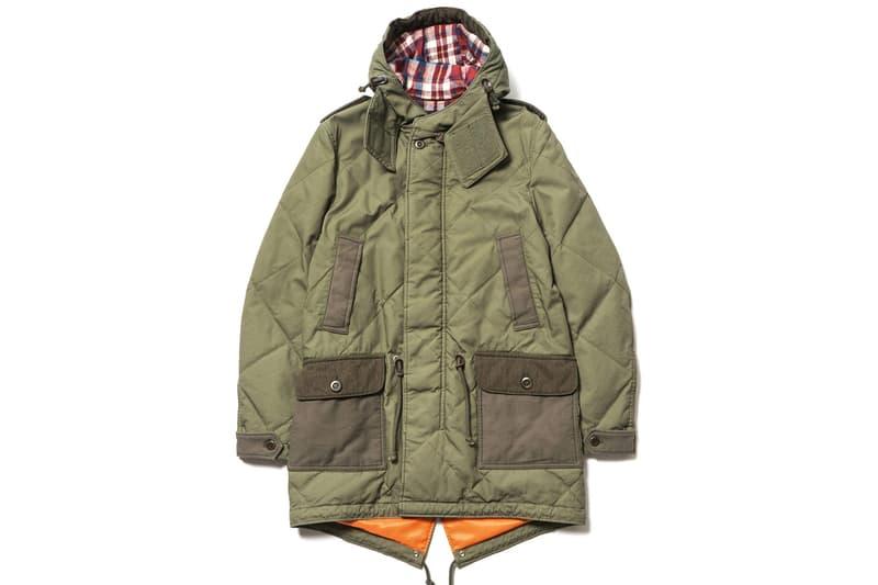 COMME Des GARÇONS Homme Winter Jackets Fall/Winter 2016