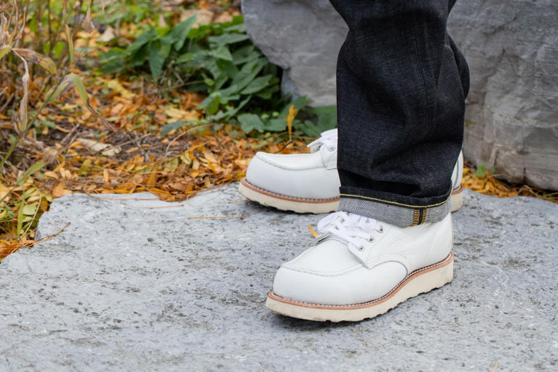 Concepts x Red Wing Moc-Toe Boot 2016 Fall/Winter