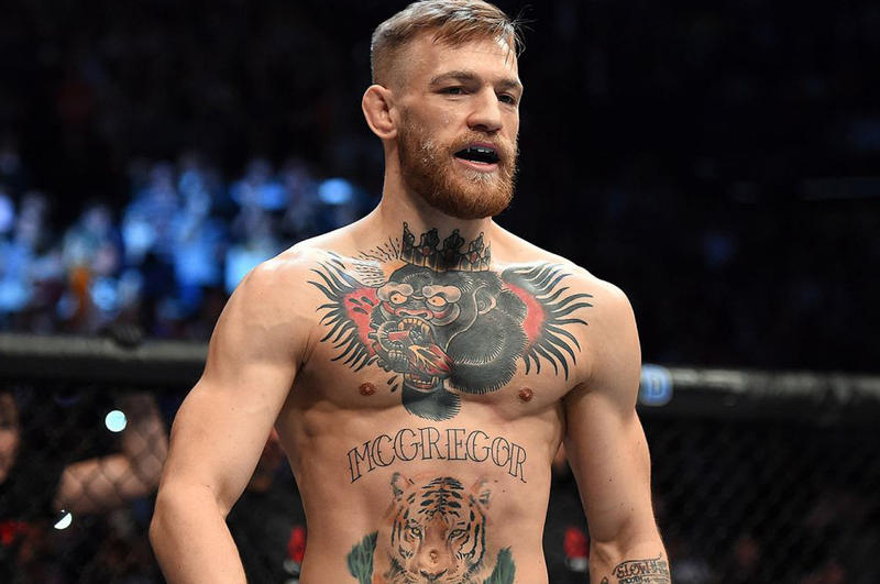Conor McGregor Challenges Floyd Mayweather to a $100 Million USD Fight UFC Boxing Ireland