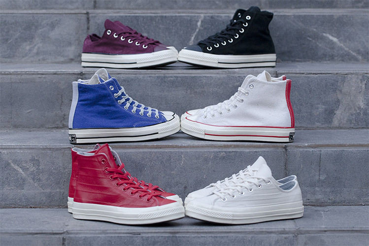 50d44c7d84ca Converse Releases Its Chuck Taylor  70s 2016 Fall Winter Collection