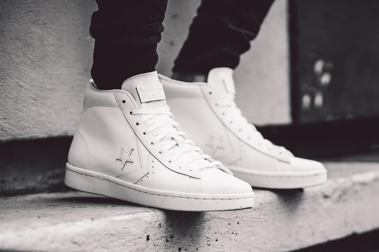 Converse Pro Leather '76 Lookbook
