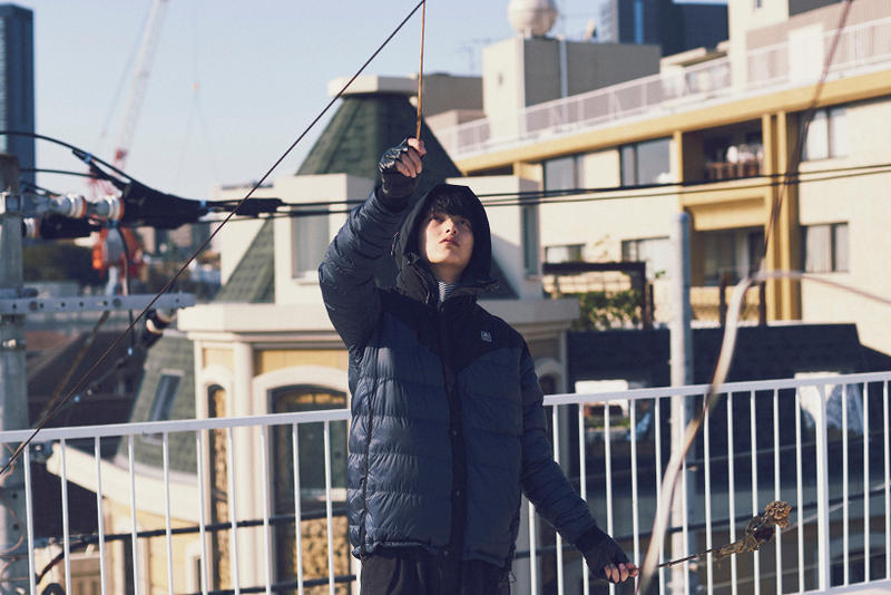 Coverchord 2016 Winter Lookbook nonnative N.HOOLYWOOD Engineered Garments
