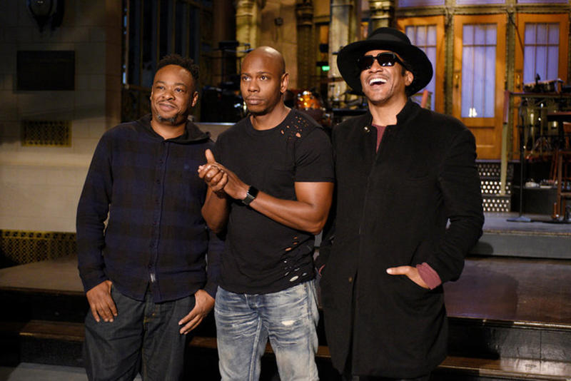 dave chappelle a tribe called quest saturday night live snl