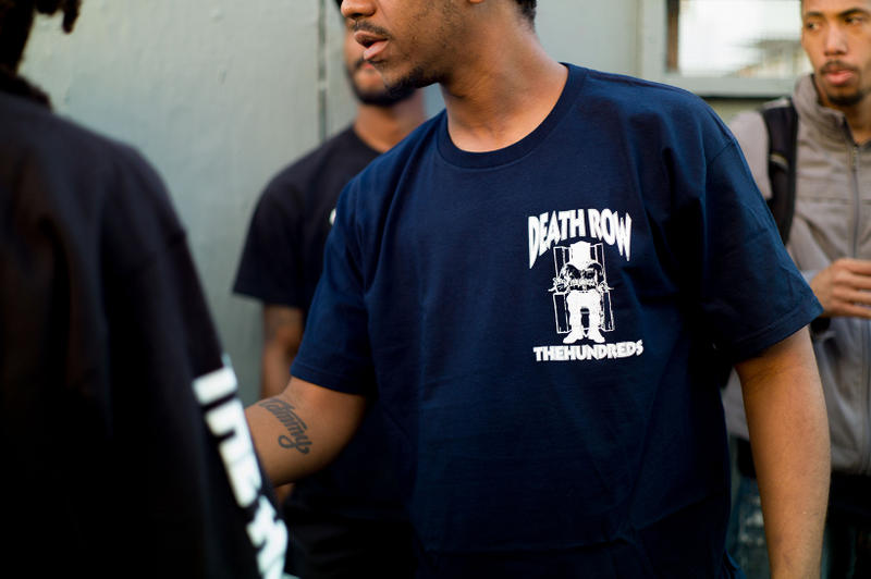 Death Row Records The Hundreds Collection Lookbook