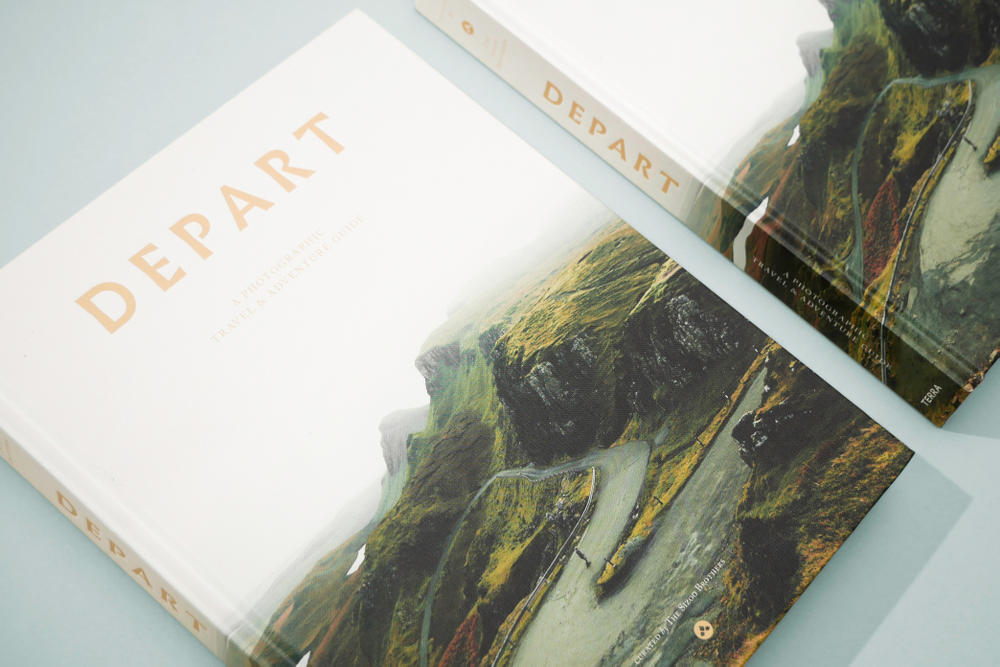 'DEPART' Is the New Photographer's Travel and Adventure Guide