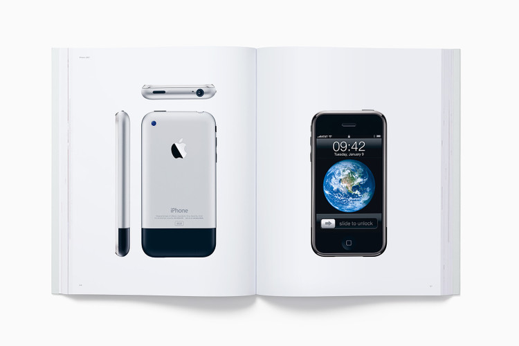 8de51b472fe6 Apple Chronicles Its Design History With Its Very Own Coffee Table Book