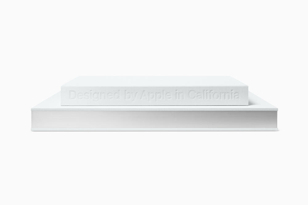 Designed by Apple in California Coffee Table Photo Book