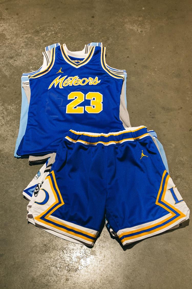 Don C Jordan Brand Chicago High School Jerseys