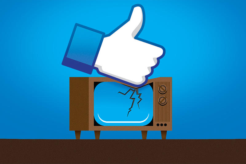 Facebook Ad Revenue 2016 Comcast Disney CBS
