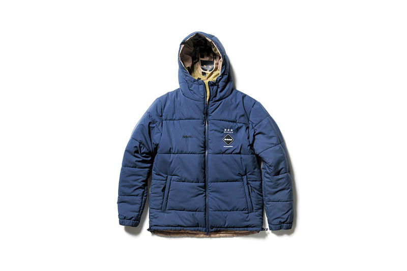 F.C.R.B. 2016 Fall/Winter Outerwear