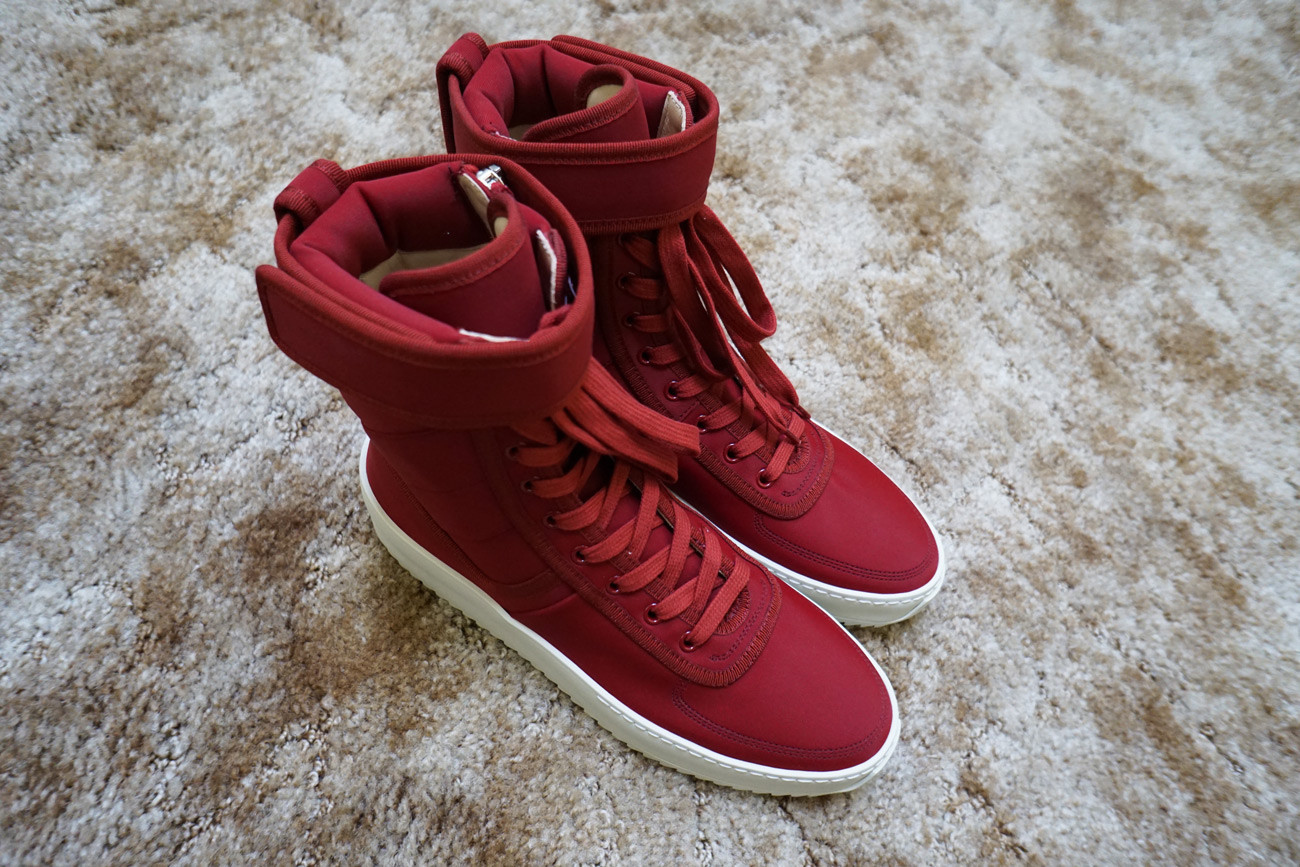 Fear of God KITH 424 Military Sneaker