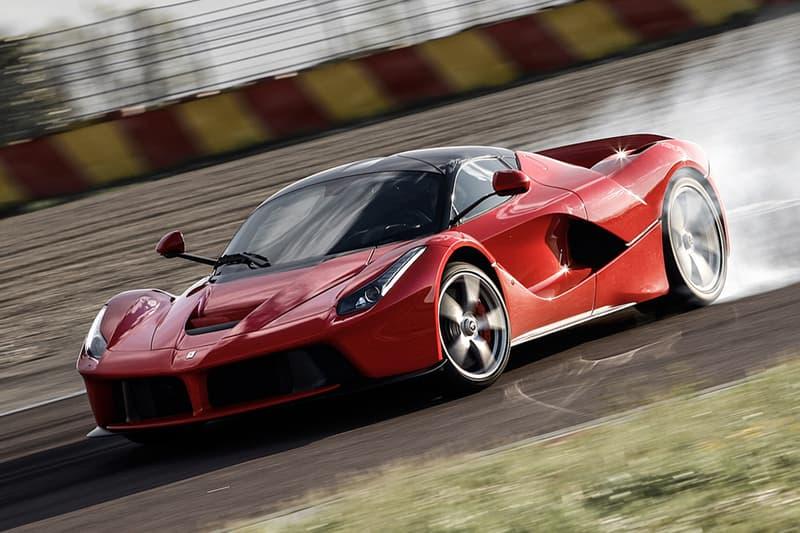 Ferrari shifts to Hybrid technology