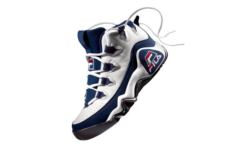 f100348f5ce8 The Grant Hill FILA 95 Sneaker Returns for 2016