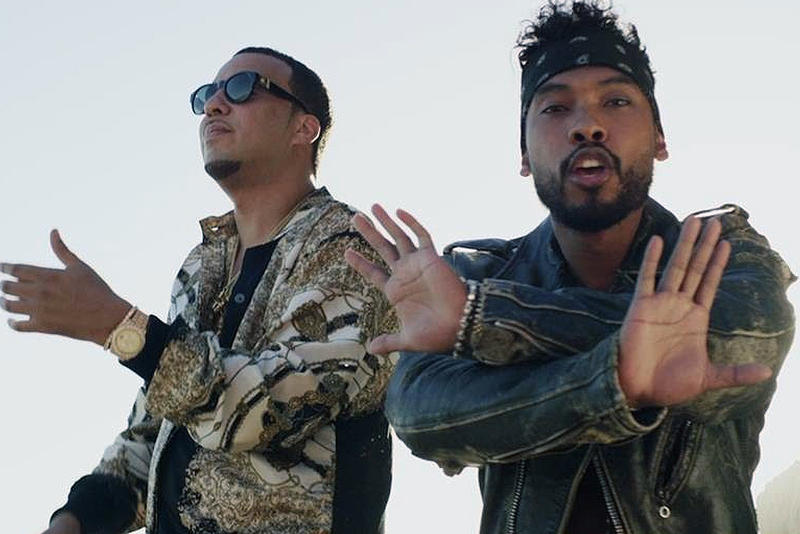 "French Montana & Miguel ""XPlicit"" Video ""Have Mercy"" Jadakiss, Beanie Sigel Styles P, Hip Hop R&B Rap MC4 Mac and Cheese"