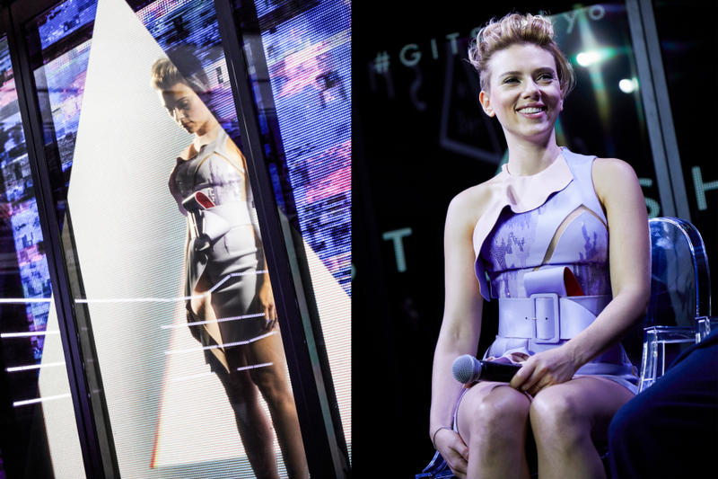 Ghost in the Shell Global Launch Party
