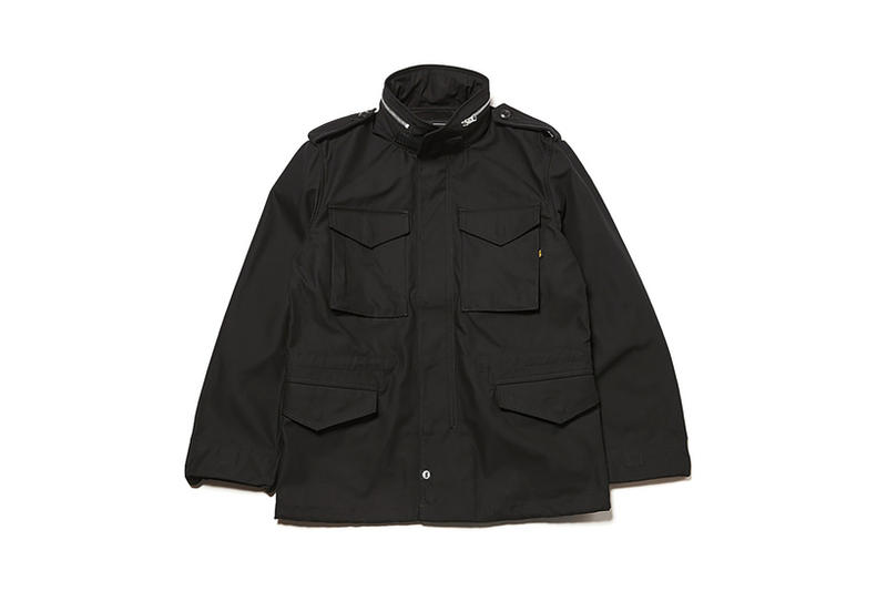 GOODENOUGH M65 Jacket For Fall/Winter 2016