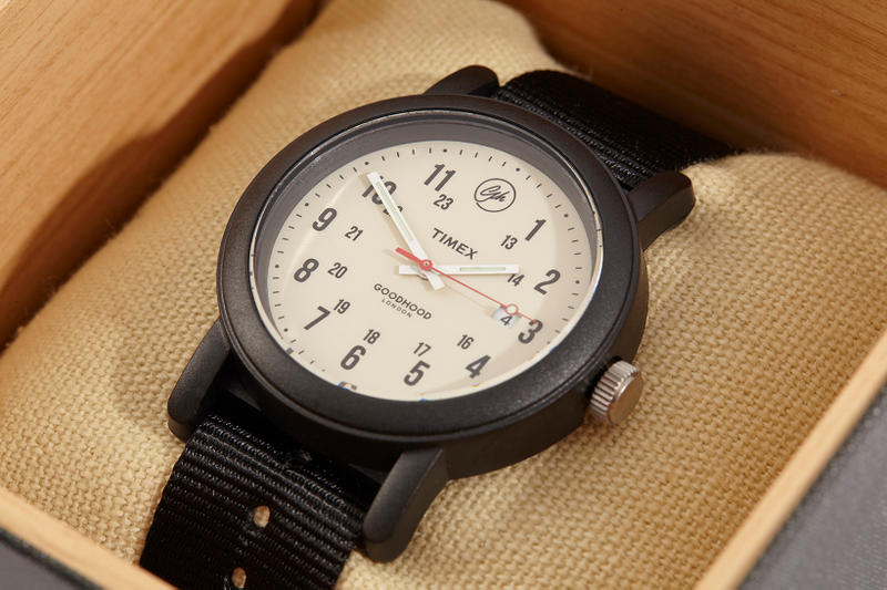 Goodhood Timex Camper Watch