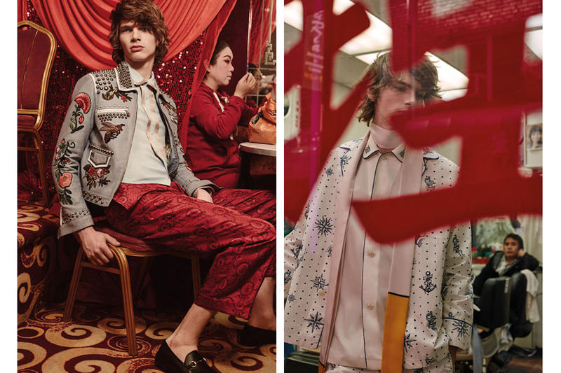 GQ China Chinatown Editorial