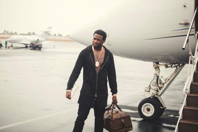 "Watch Gucci Mane Talk Sobriety, Prison & ""Black Beatles"" in ESPN Interview His & Hers Jemele Smith"